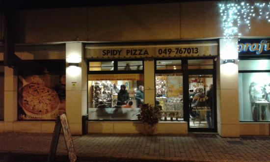 Spidy Pizza, Limena