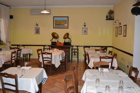 Osteria Dei Briganti, Scampitella