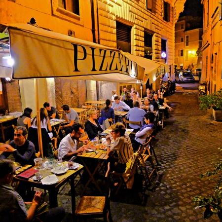 Alle Carrette, Roma