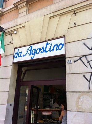 Da Agostino, Roma