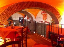 Foto del ristorante Hosteria del Cardinale
