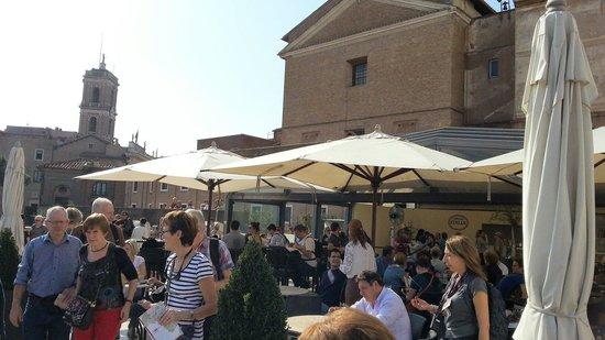 Caffetteria Italia, Roma