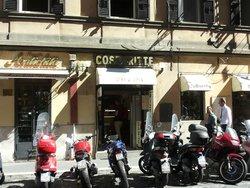 Cose Fritte - Pizza - Di Giuseppe Cinti, Roma