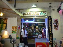 Caffetteria Boccaccio, Roma