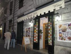Bistrot 2014, Roma