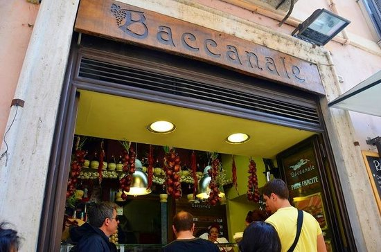 Baccanale Torcidos Srl, Roma