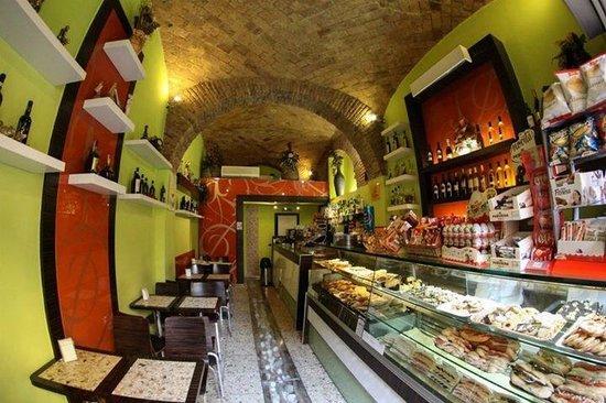 Caffe Dei Desideri, Roma