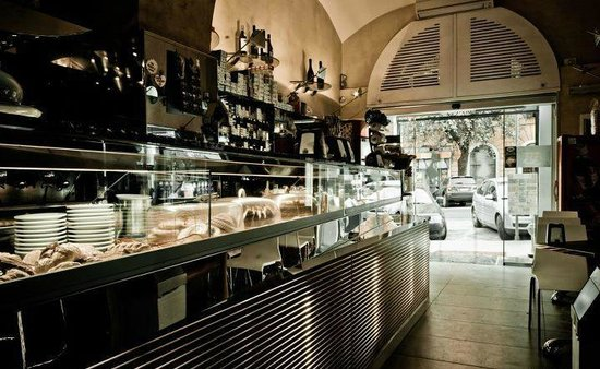 Bar Trani, Roma