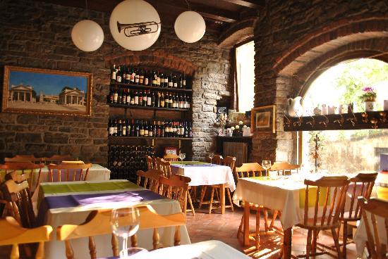 Foto del ristorante La Tana