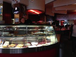 Cafe' Rouge, Roma