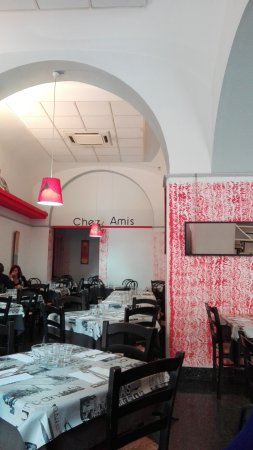 Chez Les Amis Rist, Roma