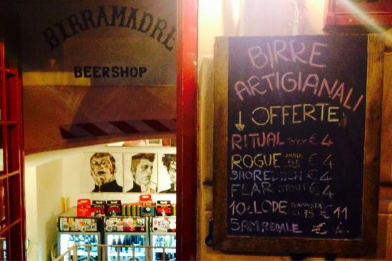 Birramadre, Roma