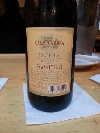 'gusto Winebar, Roma