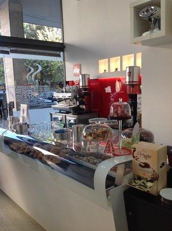 Caffetteria Carli, Roma