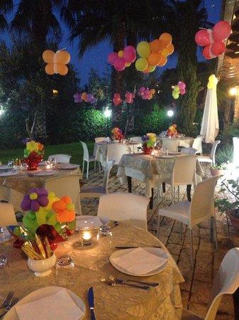 Simonetta Restaurant & Pizza, Borgetto