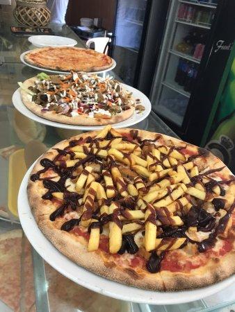 New Frank's Pizza 2, Villagrazia di Carini