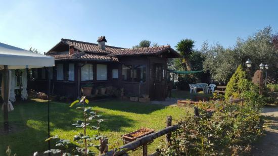 Club House Recinto Korea, Roma