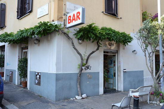 Bar Vitali, Roma