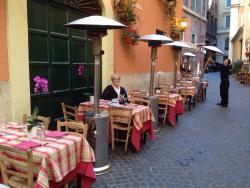 Braccio, Roma