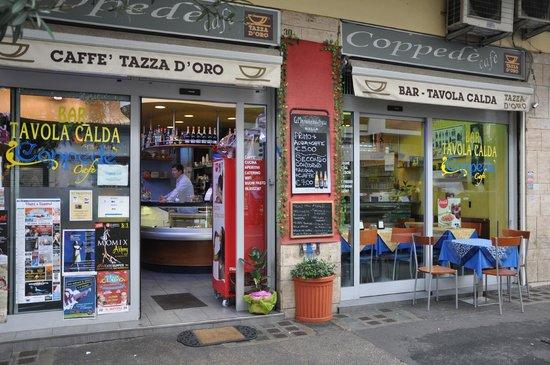 Coppedè Cafè, Roma