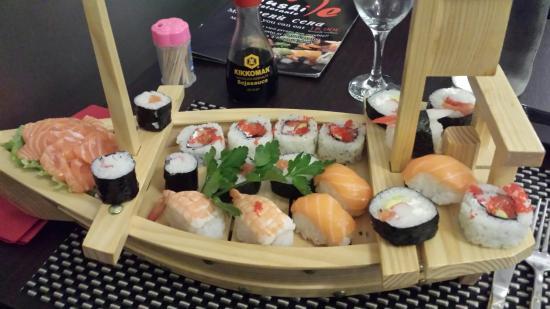 Sushi Me, Montebelluna