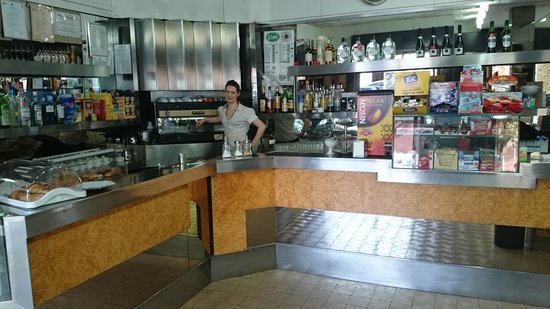 Caffetteria Mancini, Roma