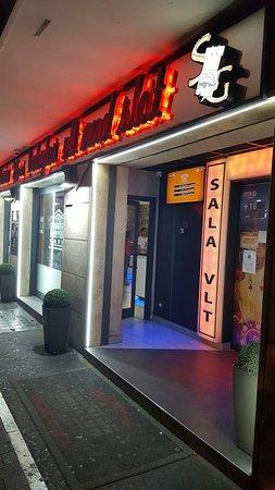 Babylon Cafe, Roma