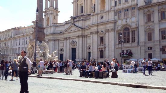 Caffe Barocco, Roma