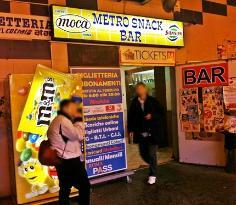 Bar Metro Snack, Roma