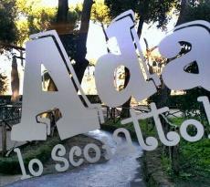Ada Lo Scoiattolo, Roma