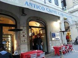 Antico Caffe Castellino, Roma