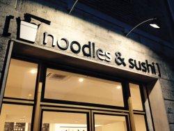 Foto del ristorante Noodles & Sushi