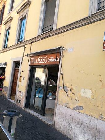 Colosseo Cafè, Roma