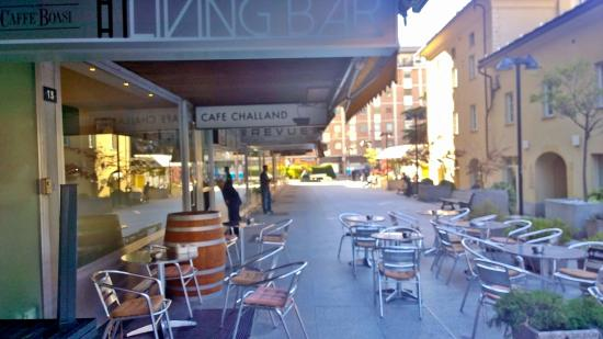 Cafe Challand, Aosta