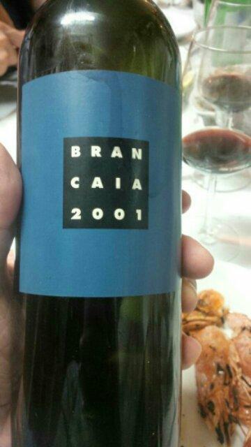 Brancaia IL Blu 2001