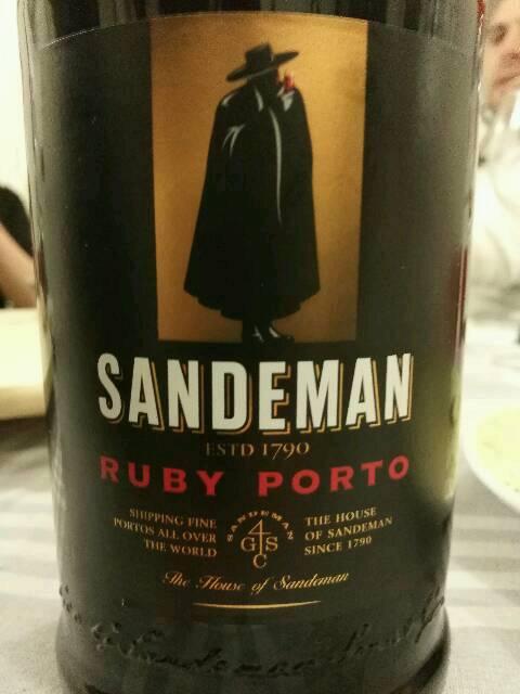 Sandeman Ruby Porto U.V.