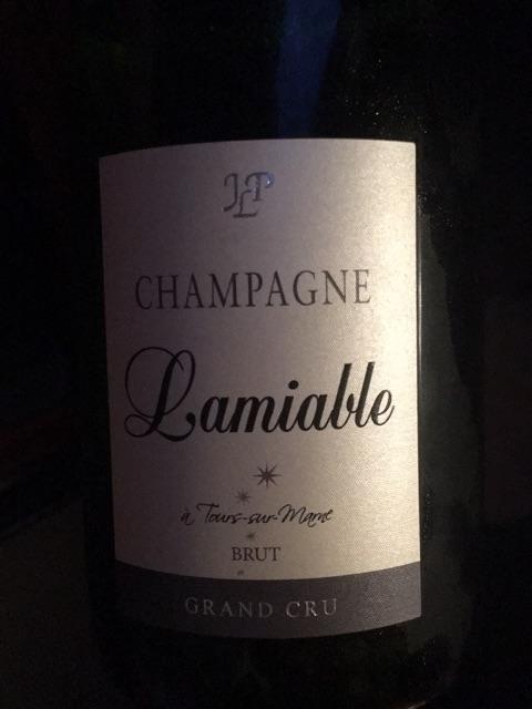 Lamiable Champagne Brut Grand Cru U.V.