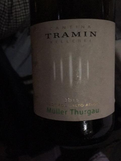 Cantina Tramin Müller Thurgau Südtirol-Alto Adige 2009