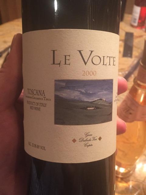 Ornellaia Le Volte 2000