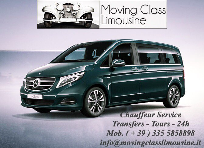 Moving Class Limousine