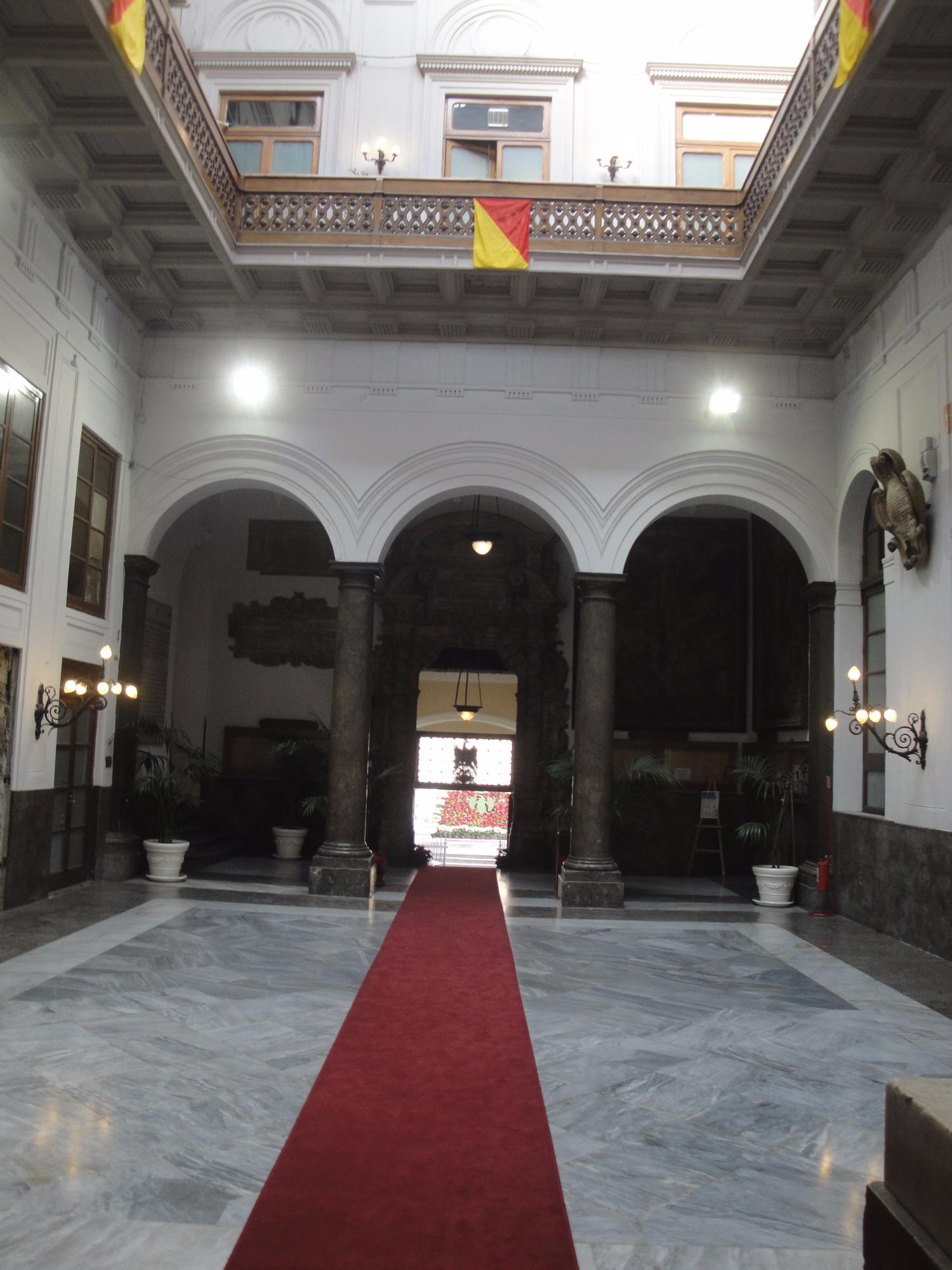 Palazzo delle Aquile (o Pretorio)