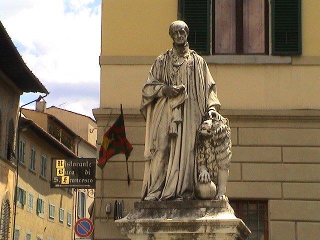 Monumento a Vittorio Fossombroni