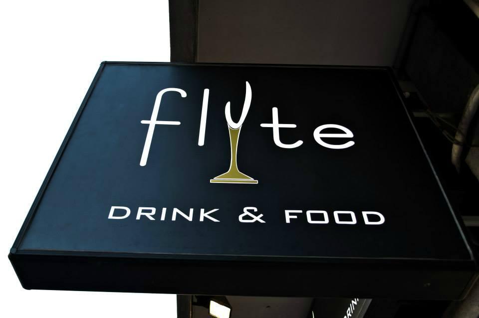 FLUTE BAR DRINK & FOOD