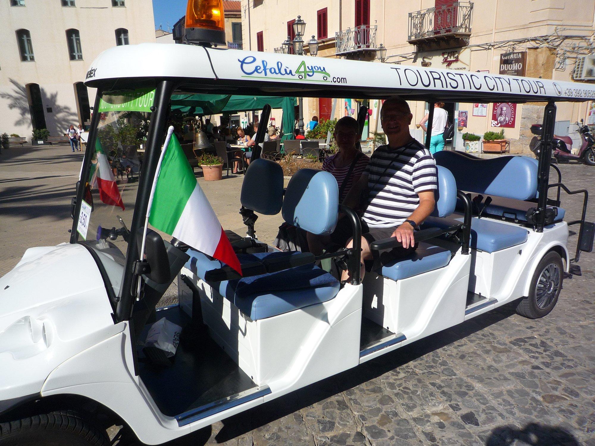 Cefalù4you - Touristic City Tour
