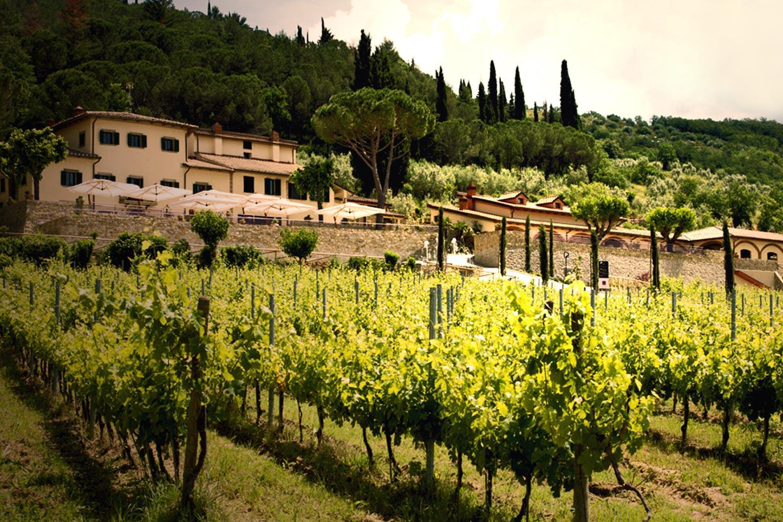 Villa Cilnia Winery
