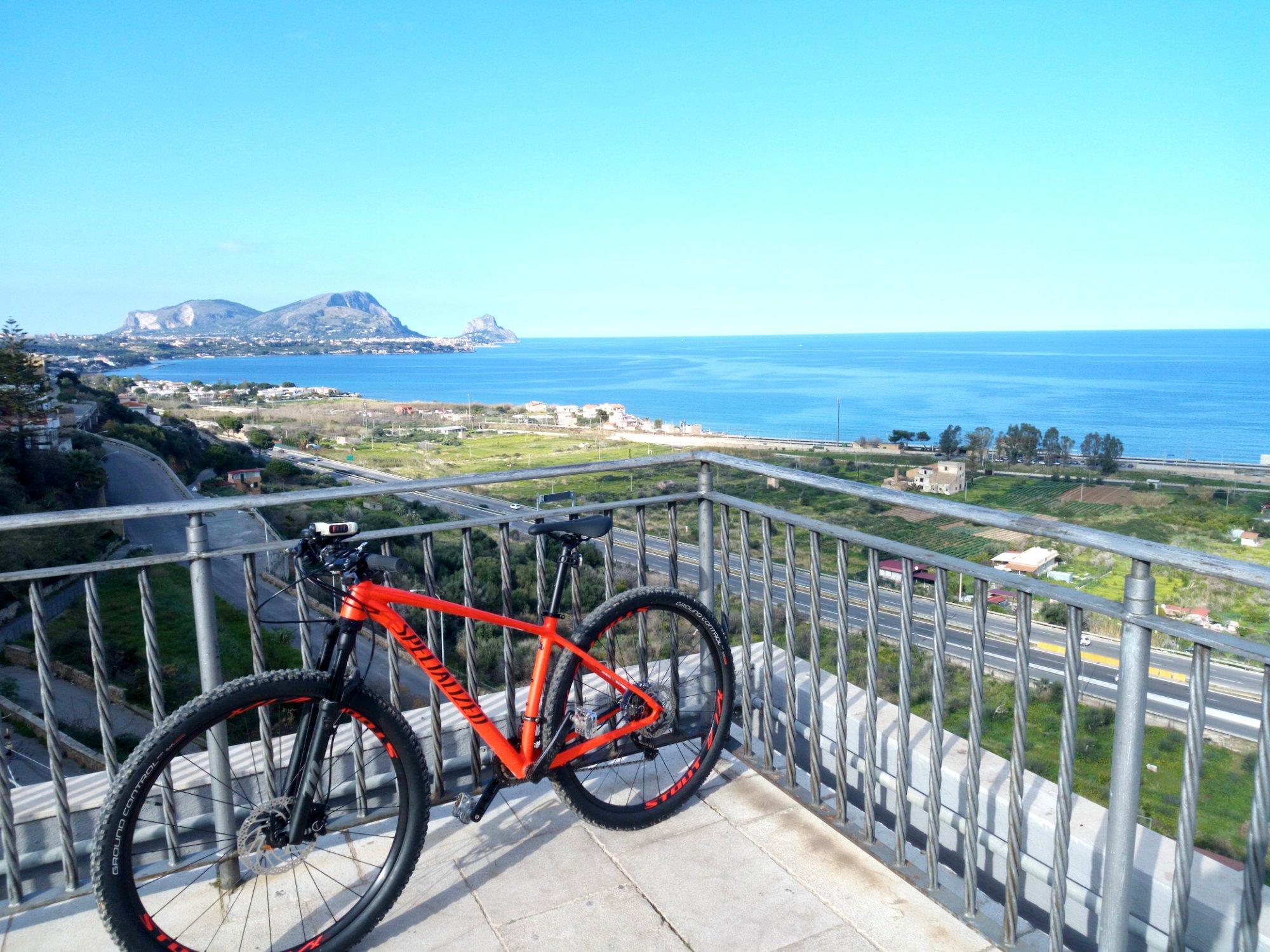 Sicily Cycling