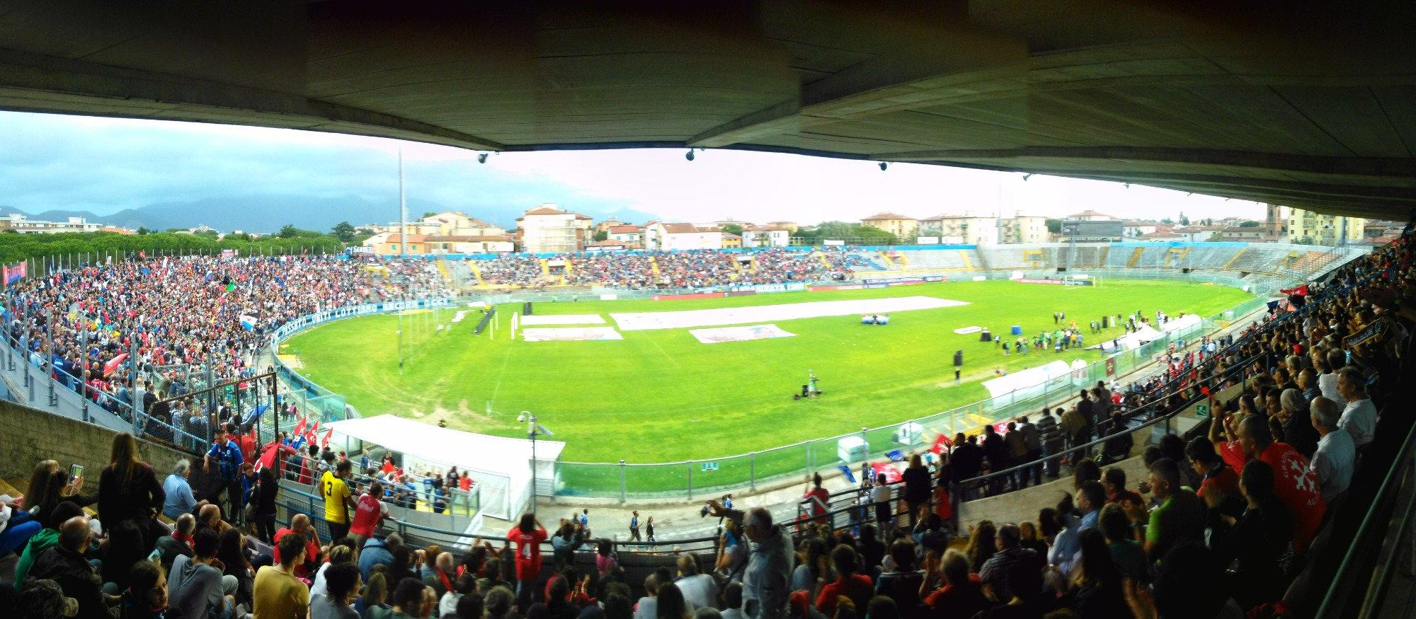 Stadio Arena Garibaldi - Romeo Anconetani