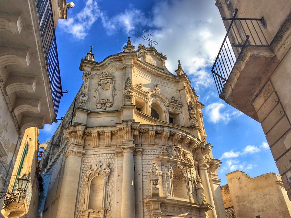 Lecce City Tours with Antonella