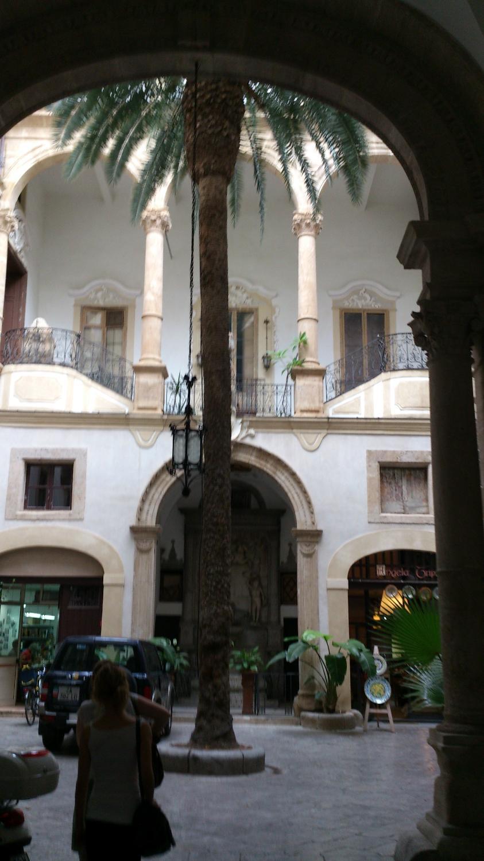 Palermo, quartiere Borgo Vecchio