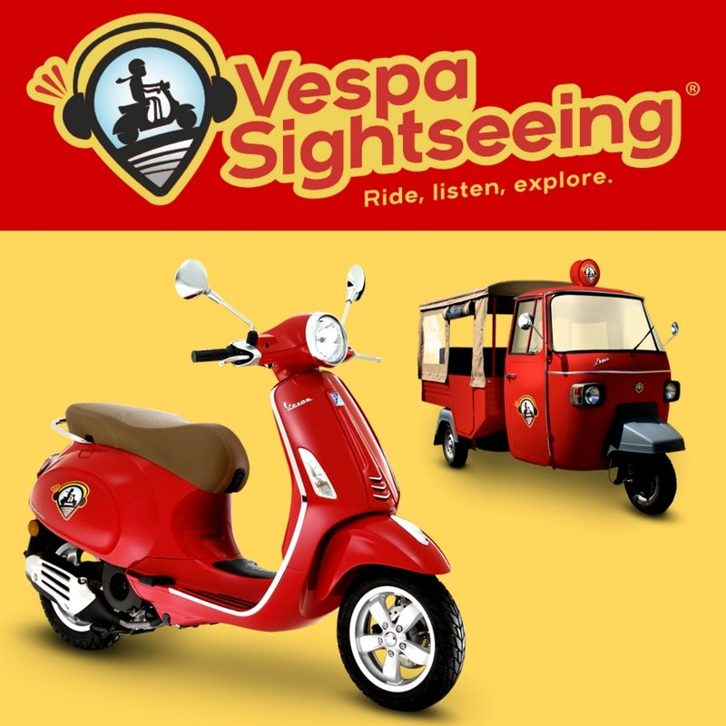 Vespa Sightseeing